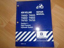 Manuals Media Tn75n 2000 New Holland Tractor Operators Manual Tn55v