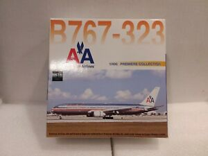 American Airlines Boeing 767-300 Old Colors 1/400 Scale by Dragon Wings