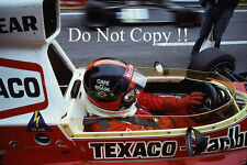 Emerson Fittipaldi McLaren M23 F1 Season 1974 Photograph 4
