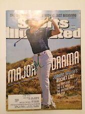 "Jordan Spieth Signed ""Major Drama"" Sports Illustrated Magazine !"