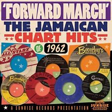 Forward March The Jamaican Chart Hits Of 1962 [CD]