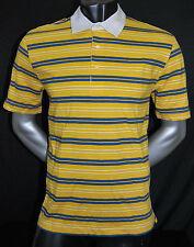 TOMMY HILFIGER T-Shirt Hemd Polo Gr. M  Kragen weiß Streifen EDEL NEU 79,- D1416