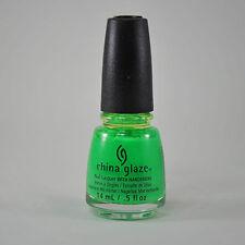China Glaze Nail Polish Lacquer - Kiwi Cool-Ada 0.5 fl oz/15ml + Free shipping