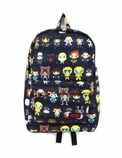2017 NYCC EXCLUSIVE Loungefly STRANGER THINGS BACKPACK WITH PENCIL CASE SET