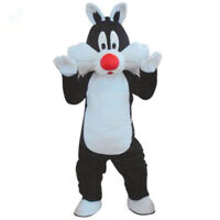 Christmas Sylvester The Cat Mascot Costume Adult Party Fancy Dress Outfit Unisex