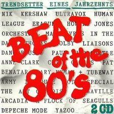 Beat of the 80's (1991) Yazoo, Depeche Mode, Nik Kershaw, Ultravox, Arc.. [2 CD]