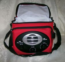 TNX  Music Cooler with built in FM Radio in Good Condition