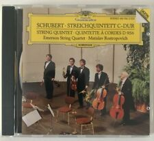 Schubert - String Quintet in C major - CD