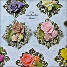 Alloy Handcrafted Brooches