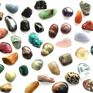 Crystal Tumblestones Polished Stones for Gridding, Healing and Collectors