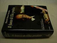 (Turoldo) Il fuoco di Elia profeta 1993 Piemme Libro + video