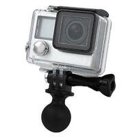 Mount Tripod Ball Head Base 360 Degree Rotation for GoPro HERO 5 4 /3+ /3