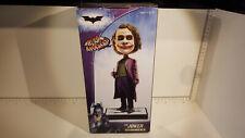 (Lot 536) ~ The Joker ~ NECA Head Knockers - Handpainted  , Boxed  .