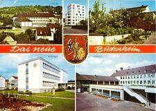 AK, Budenheim, fünf Abb., Neubauten, 1981