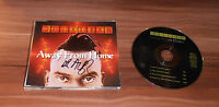 Dr. Alban, original signed CD Cover *Away from Home* + CD