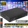 1080P DVB-S2/ T2 HD Digital Satellite TV BOX Receiver USB WIFI W/Remote Control