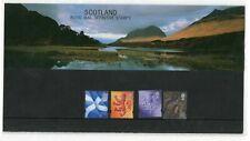 2002  SCOTLAND  REGIONAL  DEFINITIVES  PRESENTATION  PACK  55   -   EXCELLENT