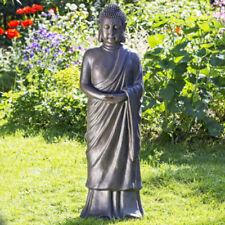 Figuras decorativas marrones de piedra para el hogar