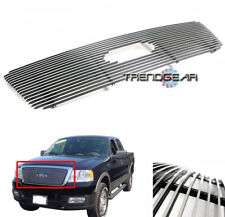 2004-2008 FORD F150 F-150 FRONT UPPER BILLET GRILLE GRILL LOGO CUTOUT 2006 2007