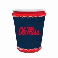 Ole Miss Rebels Kup Holder Coolie for Solo Cup, Pint Glass, Coffee by Kolder