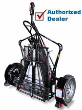 Kendon Single Rail Ride-Up SRL Stand-Up Folding Motorcycle Trailer Cruiser Sport
