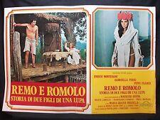 FOTOBUSTA CINEMA - LA COMPAGNA DI BANCO - G. D'ANGELO, L. BANFI- 1977 - COMMEDIA