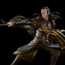 WETA NIB * Lord Elrond * Limited Ed Hobbit Lord of the Rings Figure Statue LOTR