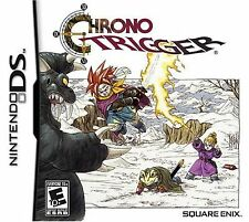 Chrono Trigger Nintendo DS Game Brand New and Sealed