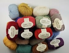 DEBBIE BLISS Cashmerino Aran  50g balls various colour selection