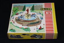 V999 FALLER Train Maquette 1/10 B-162 Fontaine pompe eau 8162 homme canard