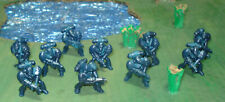 WARHAMMER 40K SPACE MARINE ROGUE TRADER PLASTIC BLUE BEAKIE BOLTERS 1980s BEAKY