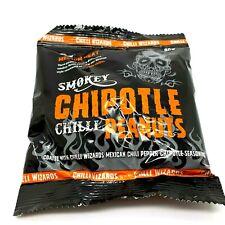 MEXICAN Smoked Chipotle Chilli Peanuts Seasoned Peanuts 80g