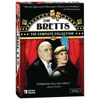 The Bretts: The Complete Collection - DVD - Region 1 (US & Canada)
