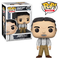 James Bond Jaws Funko Pop Vinyl Figure 007 The Spy Who Loved Me Collectables