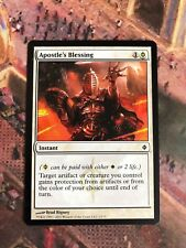 Magic the Gathering Apostle's Blessing New Phyrexia