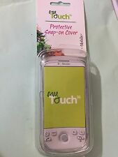 for T-Mobile MyTouch 3g Snap-on Cover CLEAR My Touch 3g Case