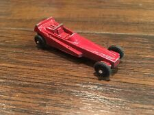 Vintage Tootsietoy Wedge Racer Car