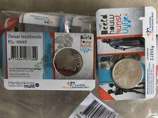 NEDERLAND        Het Beeldhouwkunst Vijfje    2012  in Coincard    OP VOORRAAD