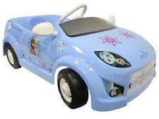 Auto Frozen Disney Celeste Macchina a Pedali Giocattolo Bimba Esterno +3 Anni