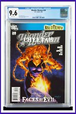 Wonder Woman #28 CGC Graded 9.6 DC March 2009 White Pages Comic Book.