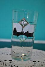 Ancien verre émaillé - Old glass - GLAS EMAILLIERT - V.S.G 1911 (2)
