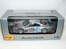 1997 Mercedes CLK-GTR Ludwig MaylanderCLK Sportswear 1:43