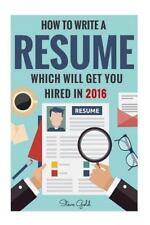 Resume, Resume Writing, CV, Resume Samples, Resume Templates, How to Write a...