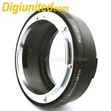 Canon FD mount lens to Leica T L/T mount LT adapter Type 701 Mirrorless camera