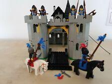 *** Lego Ritter 6074 - Schloss Adlerritter  / Black Falcon's Fortress KOMPLETT