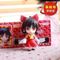 TouHou Project Hakurei Reimu Q Ver. PVC Figure Dolls Anime Model Toy #74