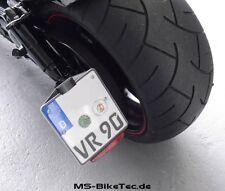 Rückstrahler, Reflektor mit Halter für Harley Davidson Sportster Iron 883