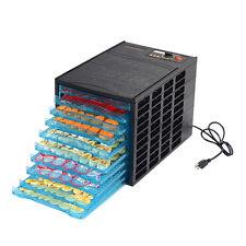 10 Tray 630W Electric Food Dehydrator Fruit Jerky Preserve Dryer Commercial New