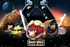 Angry Birds Star Wars : Space - Maxi Poster 61cm x 91.5cm new and sealed