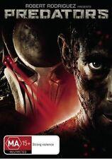 PREDATORS : NEW DVD : Adrien Brody